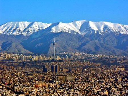 آثار تاریخی تهران به ترتیب حروف الفبا