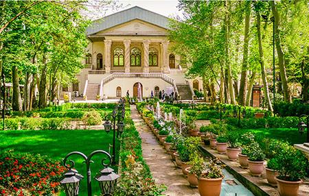 عکس موزه سینما تهران