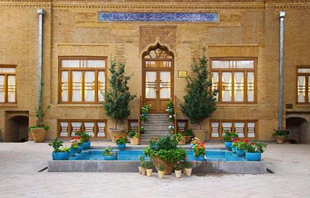 عکس خانه شهید مدرس تهران
