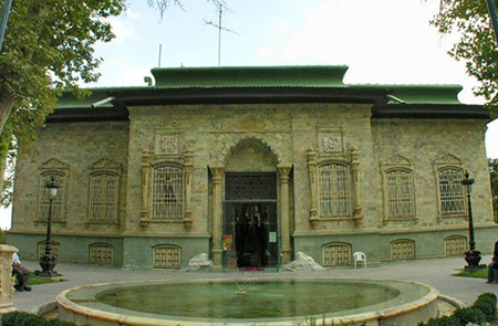 عکس کاخ سبز تهران